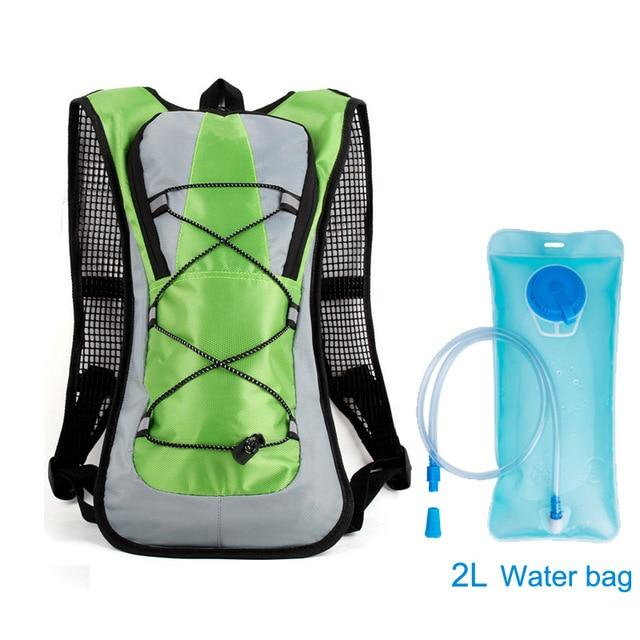 Bicycle Bag Waterproof Bike Backpack Nylon Cycling Hiking Camping Hydration Backpack Bike Equipment 10L Riding Bag Bikewest.com 10