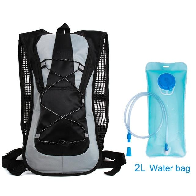 Bicycle Bag Waterproof Bike Backpack Nylon Cycling Hiking Camping Hydration Backpack Bike Equipment 10L Riding Bag Bikewest.com 6