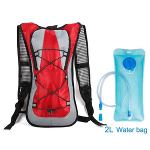 Bicycle Bag Waterproof Bike Backpack Nylon Cycling Hiking Camping Hydration Backpack Bike Equipment 10L Riding Bag Bikewest.com 7