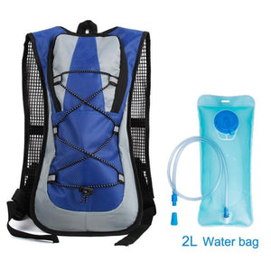 Bicycle Bag Waterproof Bike Backpack Nylon Cycling Hiking Camping Hydration Backpack Bike Equipment 10L Riding Bag Bikewest.com 8