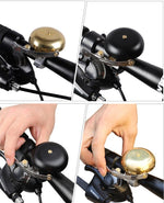 Load image into Gallery viewer, Bicycle Bell Mountain Road Bike Handlebar Ring Safety Alarm Horn Alloy Bike Accessories Outdoor Cycling Bell Rings Bikewest.com