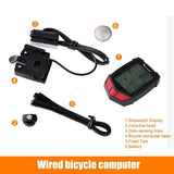 Bicycle Computer Wireless 20 Functions Bikewest.com