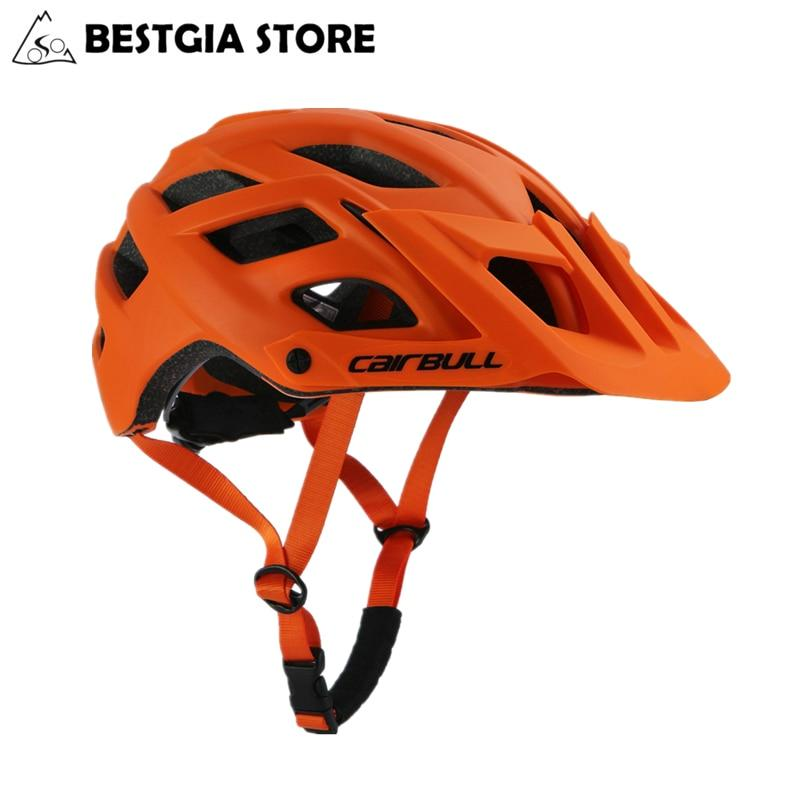 Bicycle Helmet In-mold MTB | Mountain Helmets Safety Cap Bikewest.com