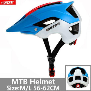 Bicycle Helmet Red Road Mountain Bikewest.com J-654-T3