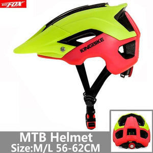 Bicycle Helmet Red Road Mountain Bikewest.com J-654-T4