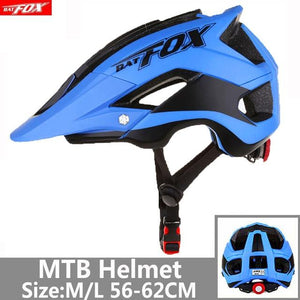 Bicycle Helmet Red Road Mountain Bikewest.com J-659-T5