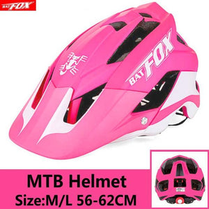 Bicycle Helmet Red Road Mountain Bikewest.com J-659-T7