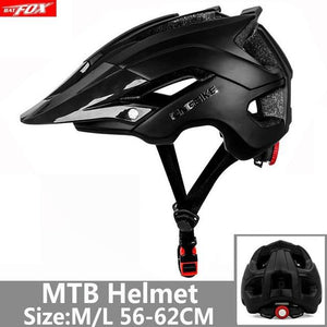Bicycle Helmet Red Road Mountain Bikewest.com J-691-T1
