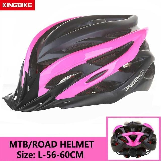 Bicycle Helmet Red Road Mountain Bikewest.com J-872-T1