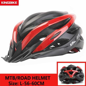 Bicycle Helmet Red Road Mountain Bikewest.com J-872-T2