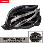 Load image into Gallery viewer, Bicycle Helmet Red Road Mountain Bikewest.com J-872-T3