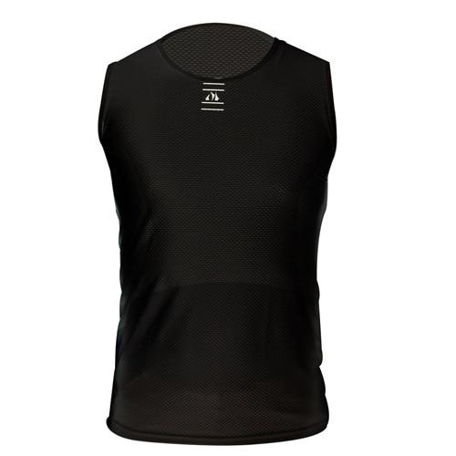 Bicycle Sleeveless Shirt Highly Breathbale Cycling Jersey Bikewest.com Black S