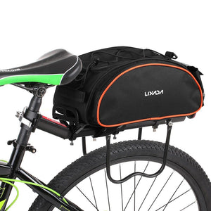 Bike Bag 13L Multifunctional Bicycle Rear Seat Bikewest.com