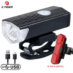 Load image into Gallery viewer, Bike Bicycle Light USB LED Bikewest.com