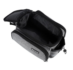Bike Waterproof Seat Pannier Pack Luggage Cycling Bag 10-25L Bicycle Pannier Bag Rear RackWaterproof bike carrier bag