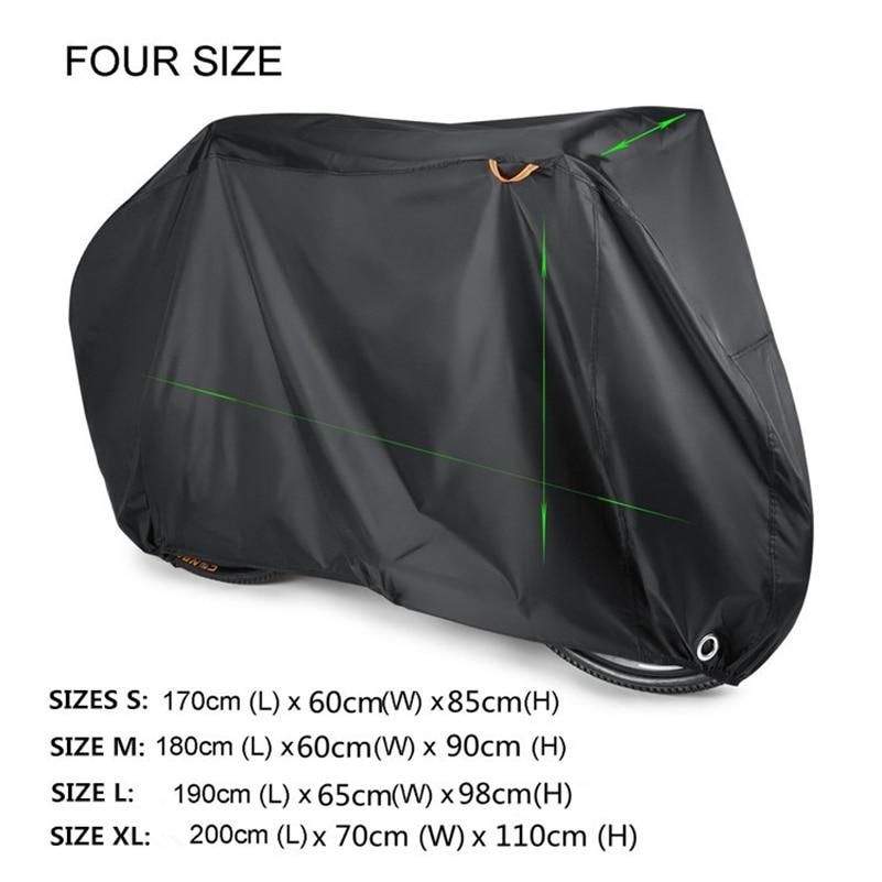 Black Bike Cover Bikewest.com