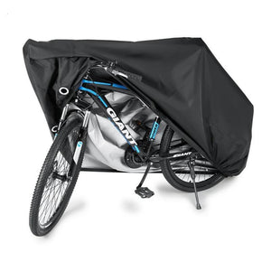Black Bike Cover Bikewest.com Black L