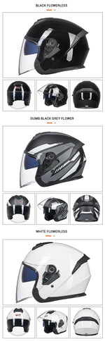 Load image into Gallery viewer, Bluetooth Motorcycle Helmet headset Bikewest.com