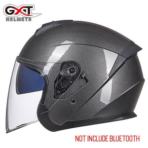 Bluetooth Motorcycle Helmet headset Bikewest.com 703-Grey M