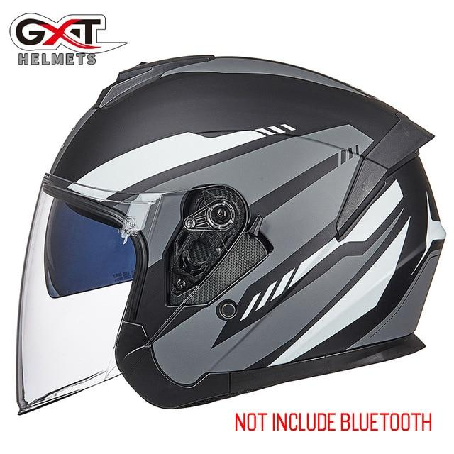 Bluetooth Motorcycle Helmet headset Bikewest.com 703-Matte Grey L