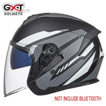 Load image into Gallery viewer, Bluetooth Motorcycle Helmet headset Bikewest.com 703-Matte Grey L