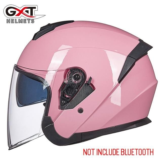Bluetooth Motorcycle Helmet headset Bikewest.com 703-Pink L