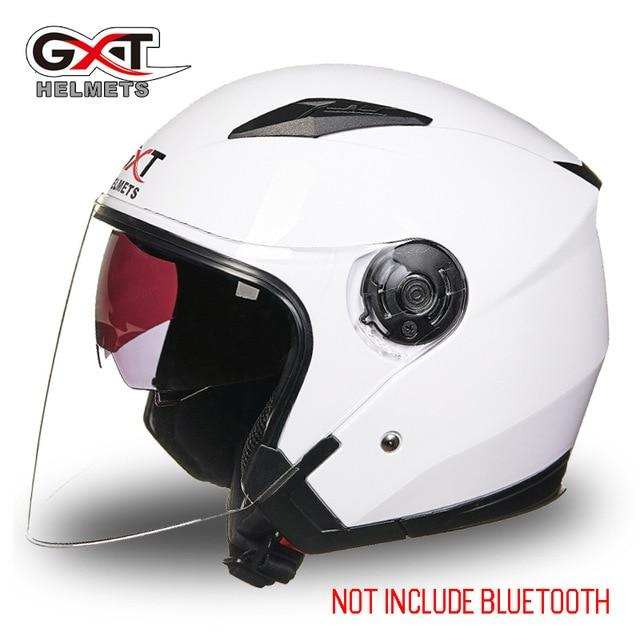 Bluetooth Motorcycle Helmet headset Bikewest.com GXT512 White M