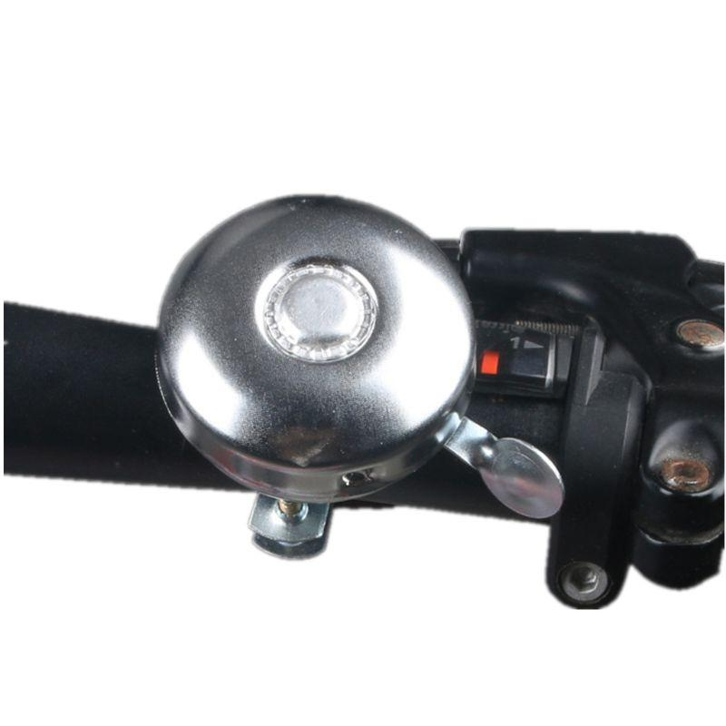 Classic Bicycle Horn Metal Retro Bike Cycling Handlebar Ring Bell Sound Alarm Diameter 52mm Mountain Bike Accessories Bikewest.com
