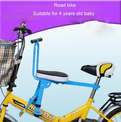 Clearance Promotions 2019 New Children's Bicycle Seats For Electric Mountain Road Front Mat Child Safety Bikewest.com 4year old 2 China
