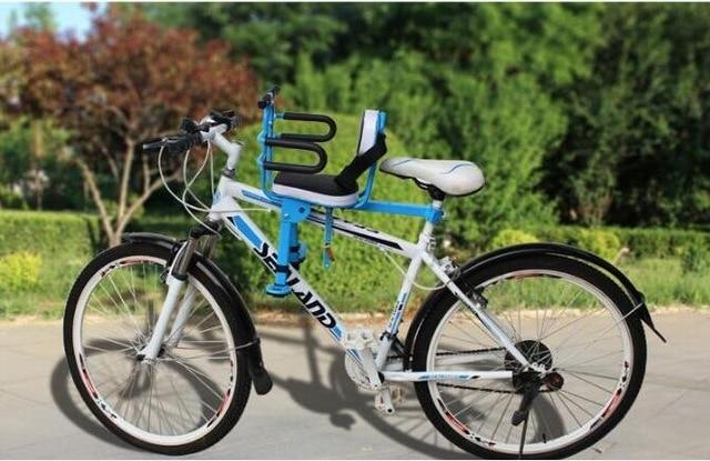 Clearance Promotions 2019 New Children's Bicycle Seats For Electric Mountain Road Front Mat Child Safety Bikewest.com 6m-3year old 4 China