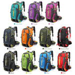 Load image into Gallery viewer, Climbing Backpack Rucksack 40L Outdoor Sports Bag Travel Backpack Camping Bikewest.com