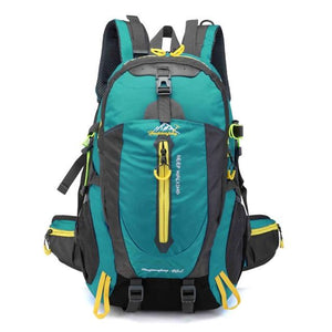 Climbing Backpack Rucksack 40L Outdoor Sports Bag Travel Backpack Camping Bikewest.com Teal 40L 30 - 40L Russian Federation