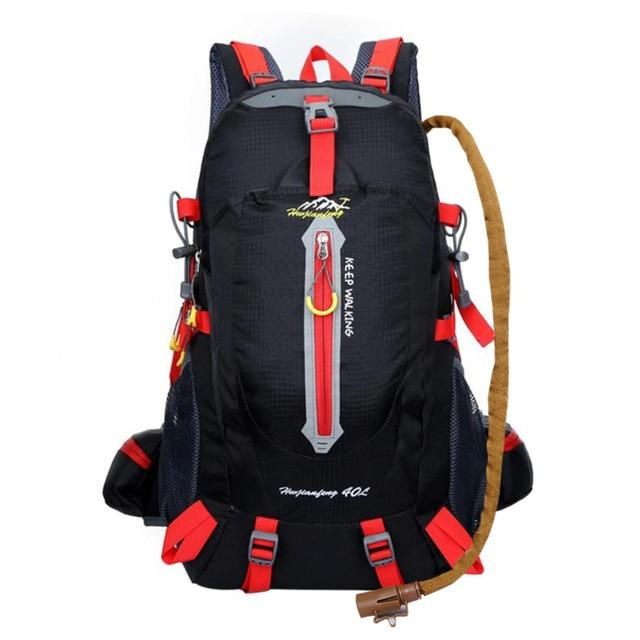 Climbing Backpack Rucksack 40L Outdoor Sports Bag Travel Backpack Camping Bikewest.com with outlet 1 30 - 40L United States
