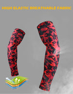 Load image into Gallery viewer, Compression Sports Arm Sleeve Basketball Cycling Arm Bikewest.com