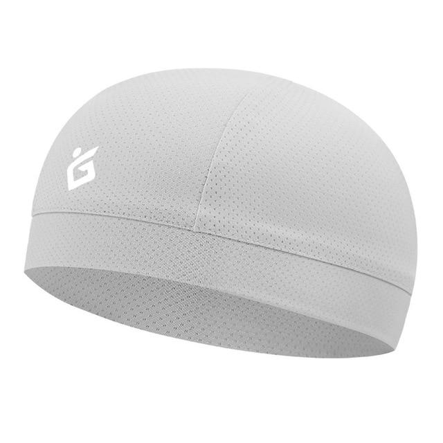 Cooling Skull Cap Breathable Summer Cycling Caps Bikewest.com Beige United States