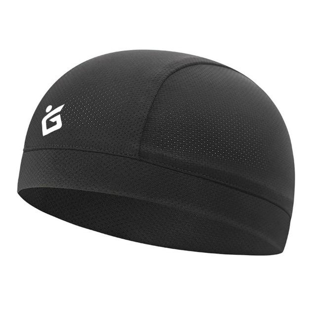 Cooling Skull Cap Breathable Summer Cycling Caps Bikewest.com Black United States