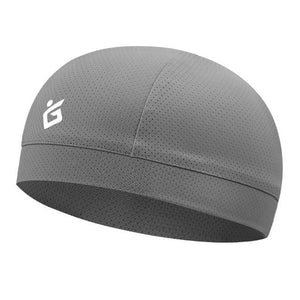 Cooling Skull Cap Breathable Summer Cycling Caps Bikewest.com Gray United States