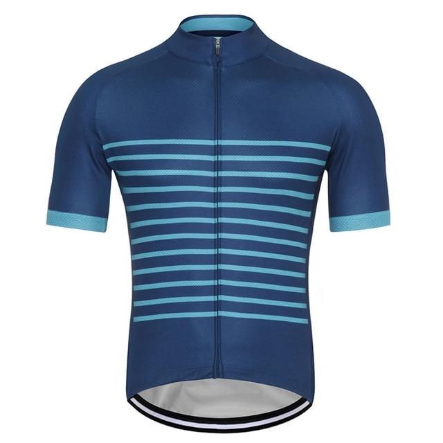 Crossrider Classic Mens Short Sleeve Cycling Jersey Bikewest.com Gray XS