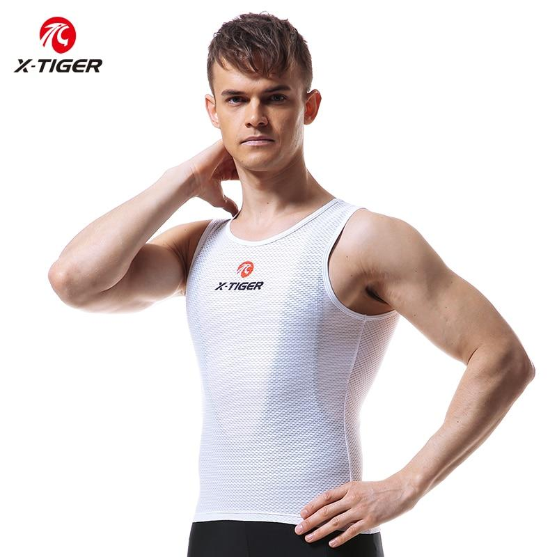 Cycling Base Layers Vest Bicycle Short Sleeve Shirt Bikewest.com