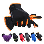 Load image into Gallery viewer, Cycling Breathable Non-Slip Touch Screen Gloves Bikewest.com