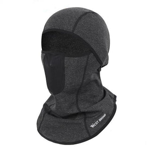 Cycling Cap Breathable Sun Protection Balaclava Mask Bikewest.com Breathable Black