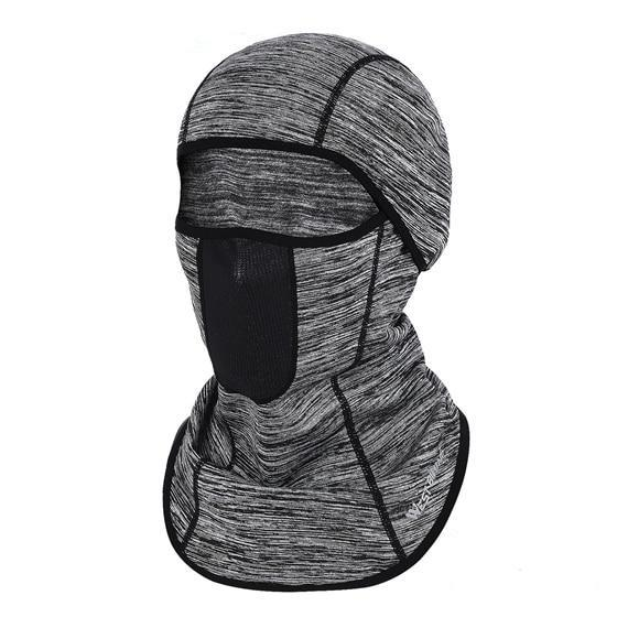 Cycling Cap Breathable Sun Protection Balaclava Mask Bikewest.com Breathable Gray