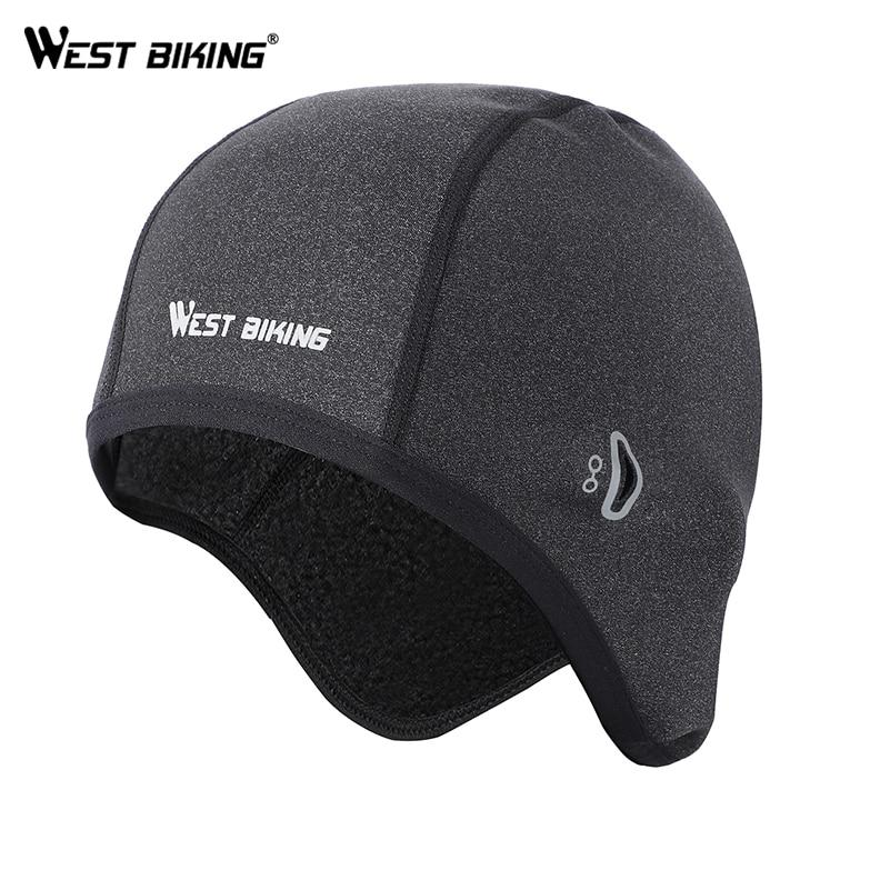 Cycling Caps Winter Warm Fleece Hats Bikewest.com