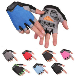 Cycling Half-Finger Gloves Anti Slip Outdoor Bikewest.com