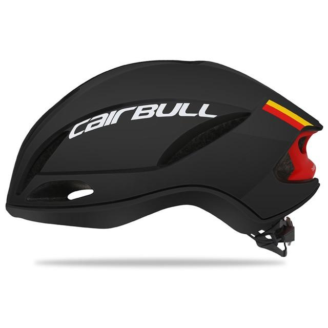 Cycling Helmet Racing Road Bike Aerodynamics Bikewest.com black red