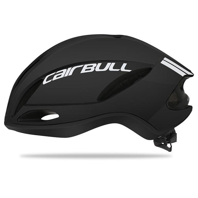 Cycling Helmet Racing Road Bike Aerodynamics Bikewest.com black white