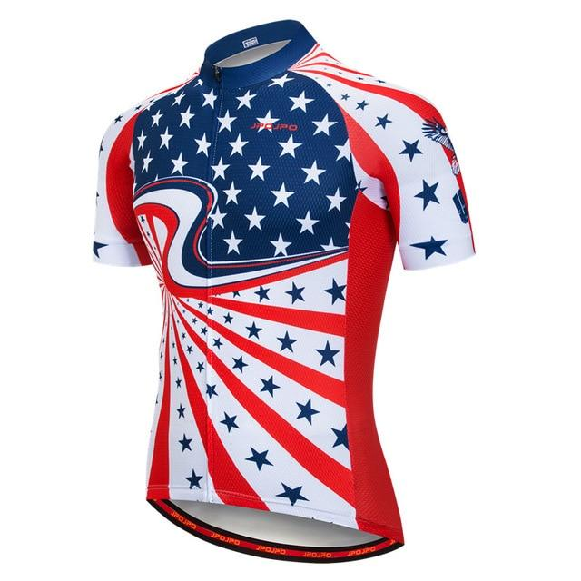 Cycling Jersey Men Bicycle Tops Bikewest.com 15 4XL