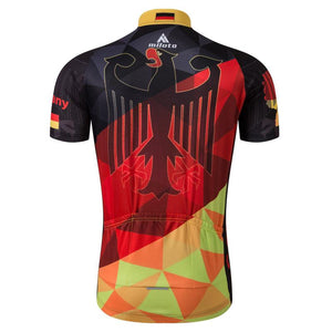 Cycling Jersey Men Bicycle Tops Bikewest.com