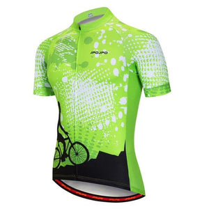 Cycling Jersey Men Bicycle Tops Bikewest.com 8 4XL