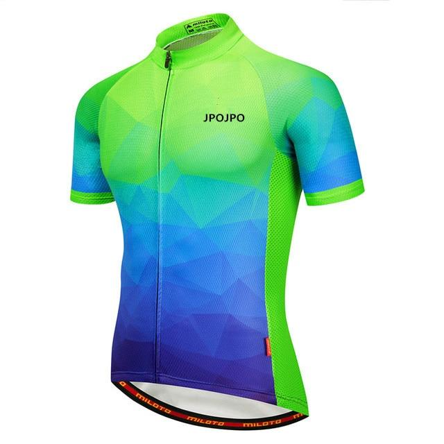 Cycling Jersey Men Bicycle Tops Bikewest.com 9 4XL